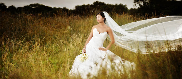 At Walden nature provides the perfect backdrop for a beautiful Ohio wedding